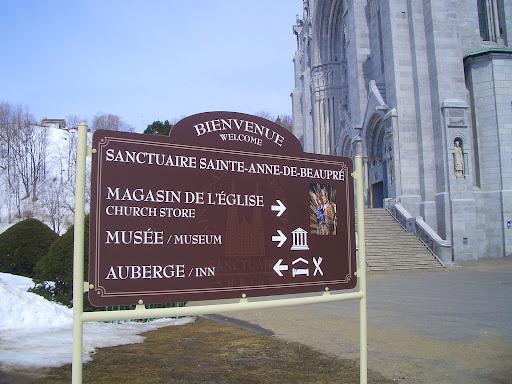 サント・アン・ド・ボプレ(Sainte Anne de Beaupré)