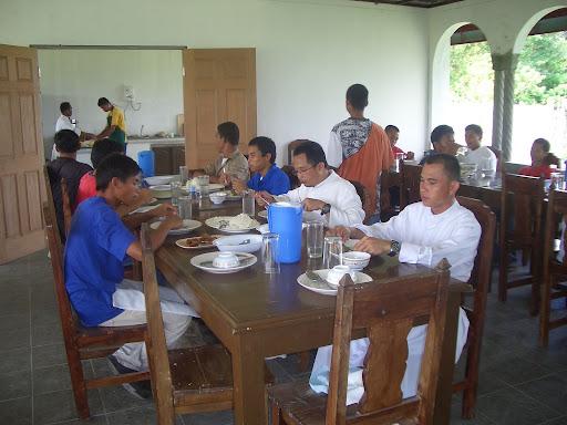 聖ピオ十世会 聖ベルナルド修練院(サンタ・バルバラ) SSPX Novitiate Saint Bernard at Santa Barnaba, Iloilo, Philippines