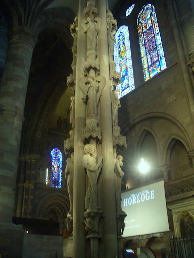 ストラスブールのノートルダム大聖堂 Notre Dame de Strasbourg