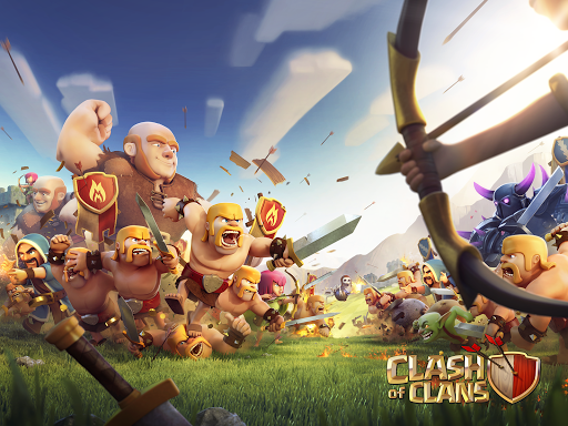 Clash of Clans v7.200.19 APK (Mod Private Server)