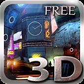 Futuristic City 3D Free lwp
