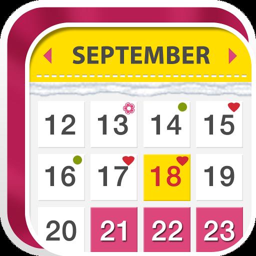 女性日历——经期追踪器 健康 App LOGO-APP試玩