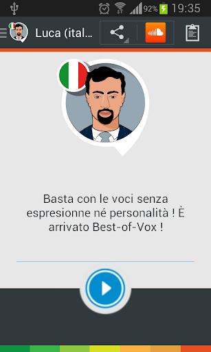 玩通訊App|Luca voice (Italian)免費|APP試玩
