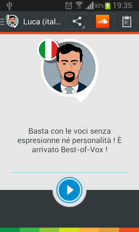 luca voice italian   android apps on google play