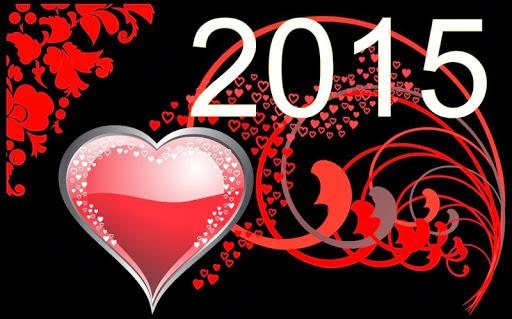 新的一年2015年