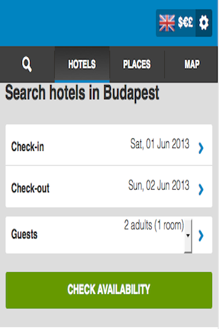 Budapest Hotels Booking Cheap