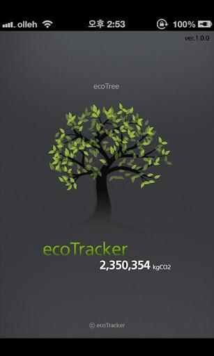 ecoTracker