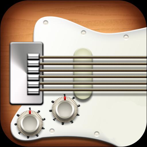 Real Electric Guitar LOGO-APP點子