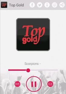 Top Gold Radio - screenshot thumbnail