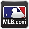 MLB.com At Bat logo