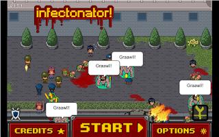 Screenshot of Infectonator