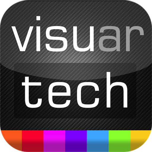 Visuartech Augmented Reality 生產應用 App LOGO-硬是要APP