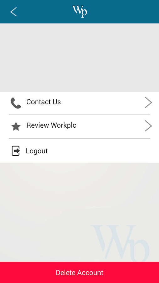 Workplc- screenshot