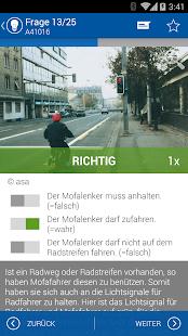 iTheorie Mofa Premium Schweiz- screenshot thumbnail