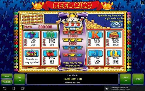 Reel King™ Slot - screenshot thumbnail