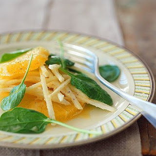 Jicama and Orange Salad with Citrus-Cumin Vinaigrette