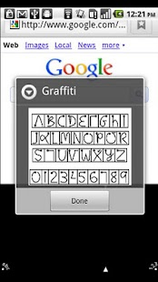 Graffiti for Android - screenshot thumbnail