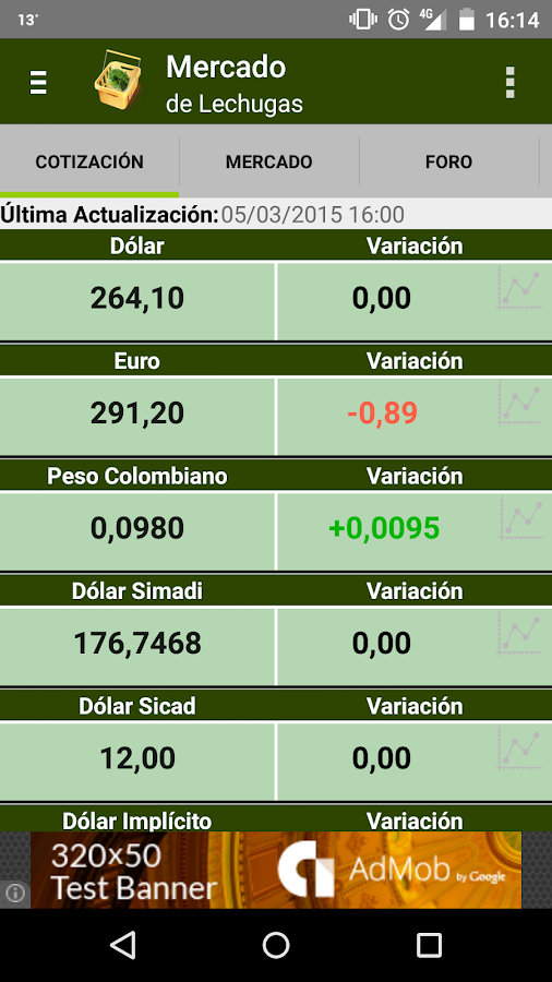 Mercado de Lechugas - screenshot