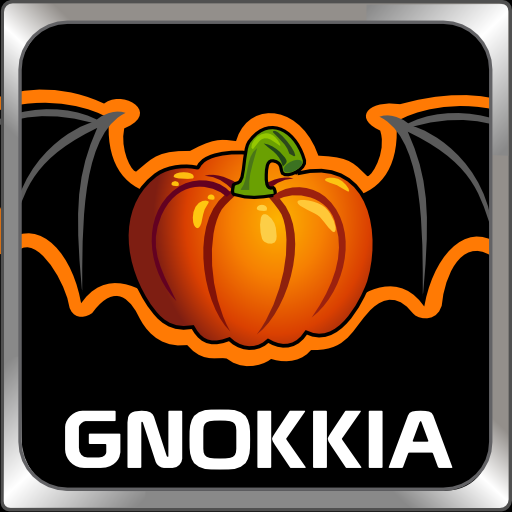 Flying Pumpkin Halloween Live