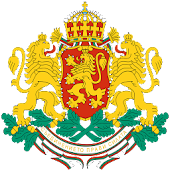 Bulgaria Coat Arms LWP 3D