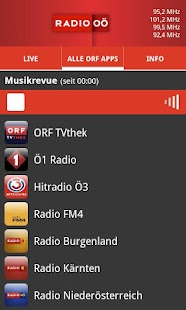 ORF Radio Oberösterreich- screenshot thumbnail