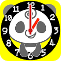 Panda Analog Clocks Full Ver. icon