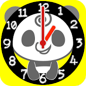 Panda Analog Clocks Full Ver.