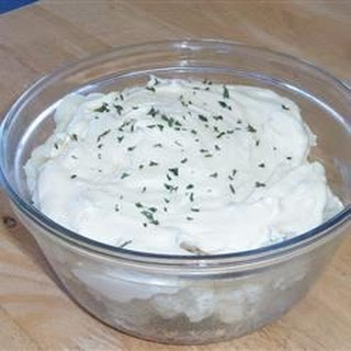 Easy Creamed Cauliflower