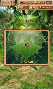 Dropping Monkeys 3D Board Game - Play Together - náhled