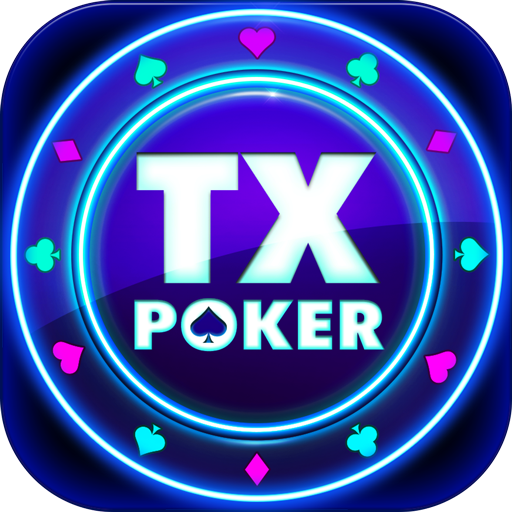 TX Poker - Texas Holdem Poker 紙牌 App LOGO-APP試玩