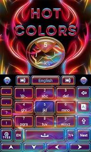 Hot-Colors-GO-Keyboard-Theme 1