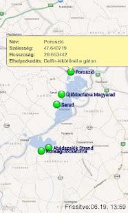TAVIHAR Widget – képernyőkép indexképe