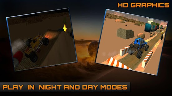 Monster Buggy 3D- screenshot thumbnail