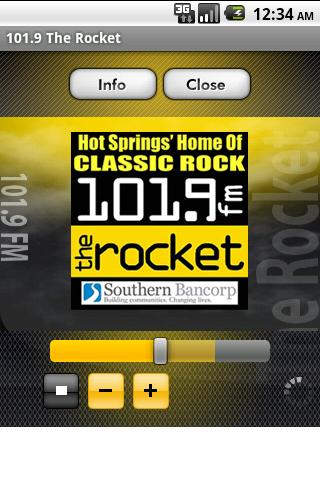 101.9 The Rocket - screenshot