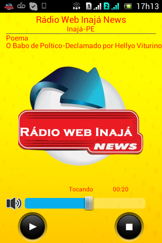 Radio Web Inajá News