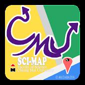Activity Map Sci-CMU