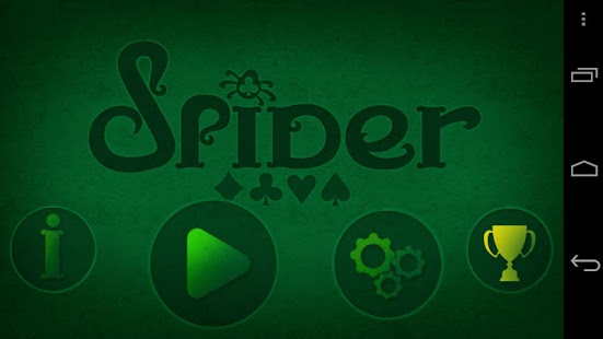 Spider Solitaire Game Free - screenshot thumbnail