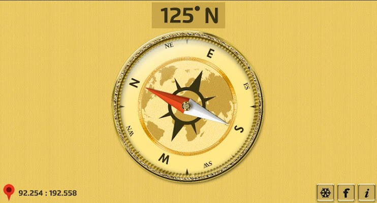 Compass Live - screenshot