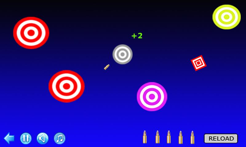 Target Shooter- screenshot