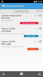 Message Scheduler - screenshot thumbnail