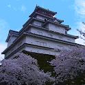Japan:Aizu-Wakamatsu Castle icon