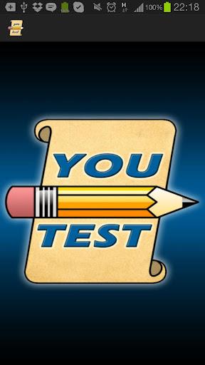 【免費教育App】You Test-APP點子