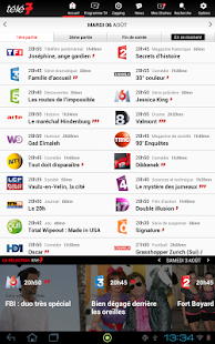 Télé 7 programme TV - screenshot thumbnail