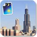 Chicago Night & Day LWP icon