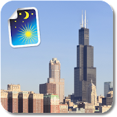 Chicago Night & Day LWP