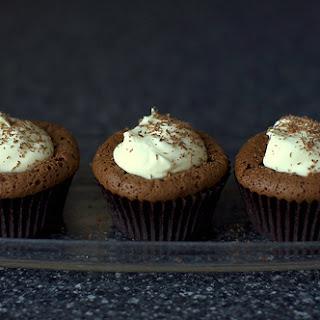 Chocolate Soufflé Cupcakes