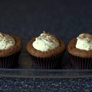 Chocolate Soufflé Cupcakes.
