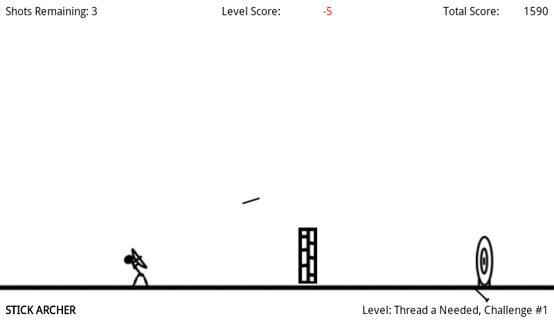 Stick Archer - screenshot