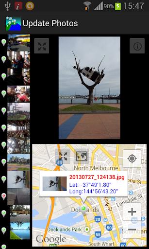 Photo GPS Full