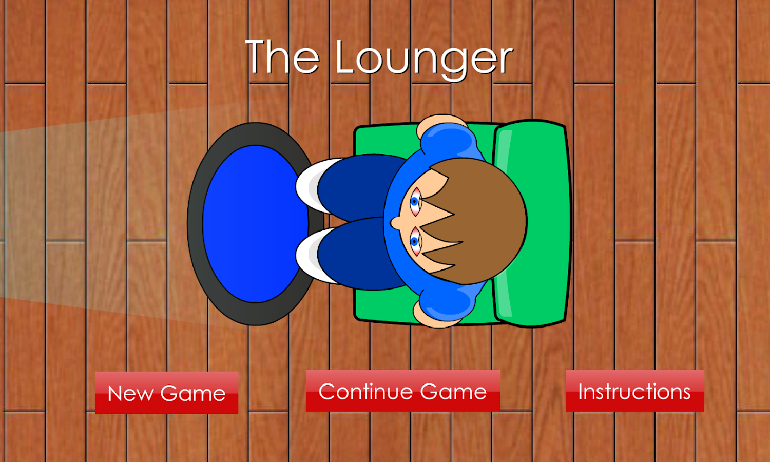 The Lounger- screenshot